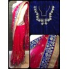 Bollywood Replica - Madhuri Dixit Pink Designer Saree On The Sets Of Jhalak Dikhla Jaa 1334