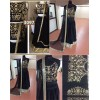Bollywood Replica - Designer Black Lehenga Choli - 3097