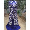 Bollywood Replica - Designer Blue Slit Lehenga Suit  - F01