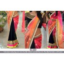 Bollywood Replica - Party Wear Multi-Colour Saree - KT-3143