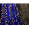 Bollywood Replica - Wedding Wear Royal Blue Lehenga Choli -S383