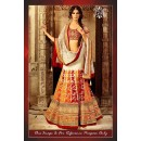 Bollywood Replica - Wedding Wear Multi-Colour Lehenga Choli - 7249