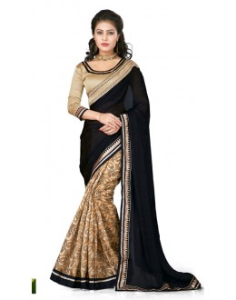 Bollywood Replica - Designer Multicolour Saree - TM-125