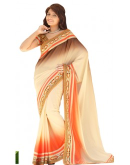 Bollywood Replica - Designer Multicolour Saree - TM-135