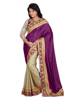 Bollywood Replica - Designer Multicolour Saree - TM-138