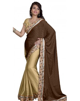 Bollywood Replica - Designer Multicolour Saree - TM-142