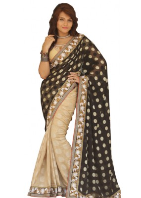 Bollywood Replica - Designer Multicolour Saree - TM-143
