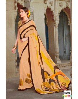 Ethnic Wear Major Georgette Saree  - Anokhi5005