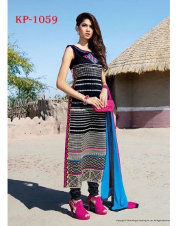 Festival Wear Readymade Multi-Colour Kurti - JumariKP1059
