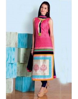 Office Wear Readymade Pink Red Kurti - Jumari17