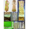 Bollywood Replica - Pure Georgette Chikku Color Anarkali Suit - D-50 (SIA-D)