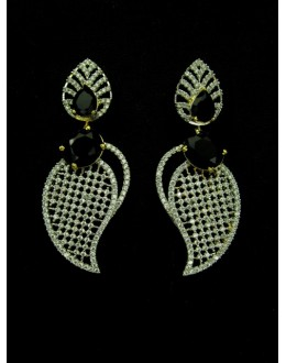 Designer Indian CZ Earing - 89445