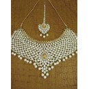 Designer Stone Necklace Set - 79996