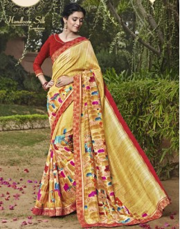 Party Wear Salem Silk Saree - VIPUL-30329