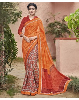 Casual Wear Salem Silk Saree - VIPUL-30336
