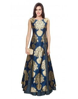 Bollywood Replica - Designer Blue Lehenga Suit - 24CL09-03