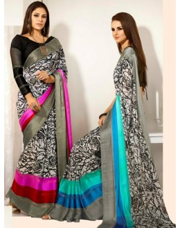 Designer Party Wear Saree-RKAM8021 & 8022(FH-RKAM)