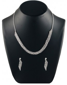 Designer Traditional Necklace Set - ms002 ( MSTYLIST-9095 - MISS )