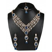 Designer Traditional Necklace Set - ms017 ( MSTYLIST-9095 - MISS )