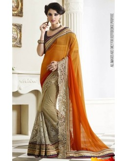 Bollywood Replica -  Designer Multicolour Saree - 3007