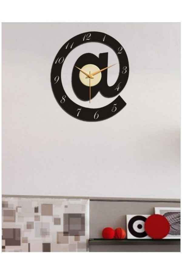 Acrylic Wall Clocks - @ Clock GLAC008