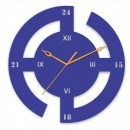 Acrylic Wall Clocks -Designer Wheel Clock GLAC078