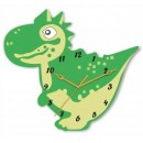 Acrylic Wall Clocks - Dinosaur ClockGLAC073