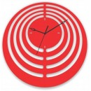 Acrylic Wall Clocks -Grilled clock GLAC050