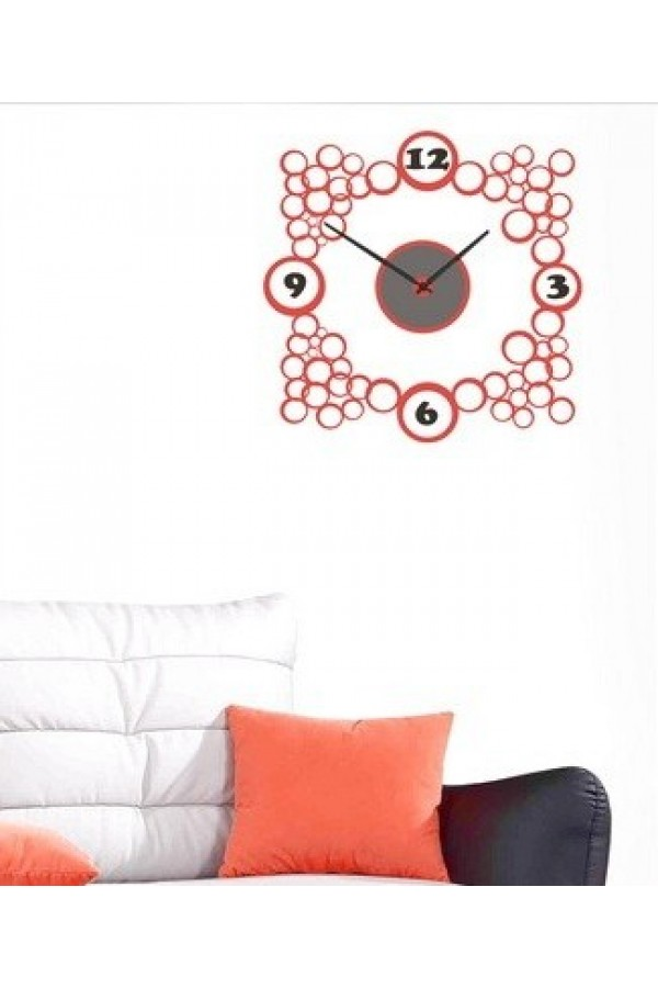 Decal Style - Designer Wall Clock 1GLCS029