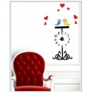 Decal Style - Love Bird Clock GLCS007