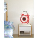 Decal Style - Morning Alarm Clock GLCS013