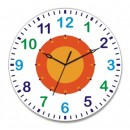 Wooden Wall Clock - Digital Clock GLWD084
