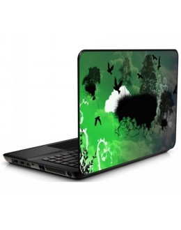LAPTOP STICKER - Abstract Scenery