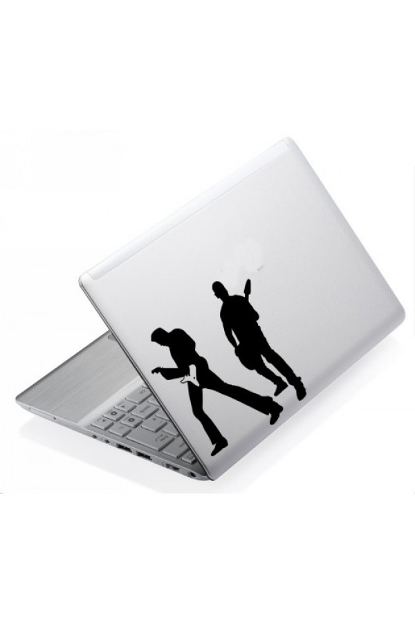 LAPTOP STICKER - Band Boys