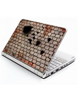 LAPTOP STICKER - Bricks wall