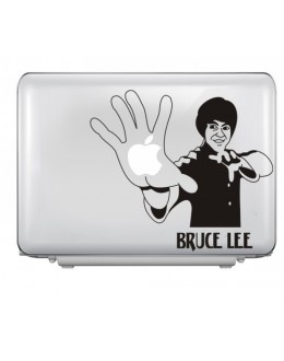 LAPTOP STICKER - Bruce lee