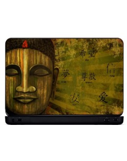 LAPTOP STICKER - Buddha
