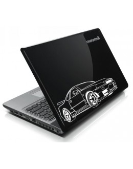 LAPTOP STICKER - Car