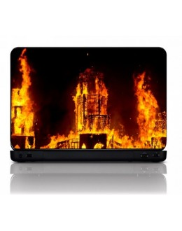 LAPTOP STICKER - Fire