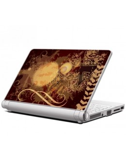 LAPTOP STICKER - Floral Design