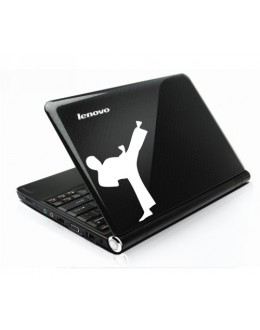 LAPTOP STICKER - Karate kid
