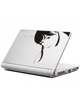 LAPTOP STICKER - Lady Look
