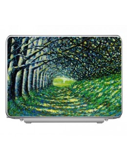 LAPTOP STICKER - Landscape Scenery