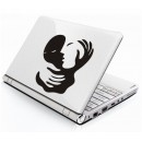 LAPTOP STICKER - Lover Face