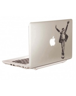 LAPTOP STICKER - MJ