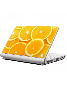 LAPTOP STICKER - Orange