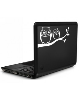 LAPTOP STICKER - Owl