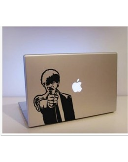 LAPTOP STICKER - Pulp Fiction