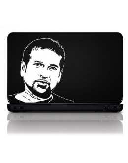 LAPTOP STICKER - The S R T
