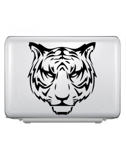 LAPTOP STICKER - Tiger